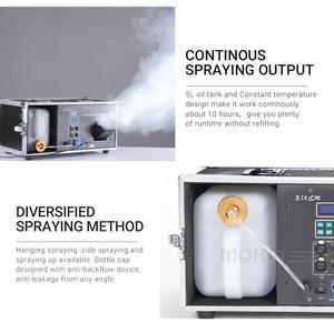 Image 3 - Прямая продажа с завода, профессиональная машина для тумана для сцены, машина для тумана с эффектом дыма dmx, машина для тумана с быстрым предварительным нагревом, 30 секунд