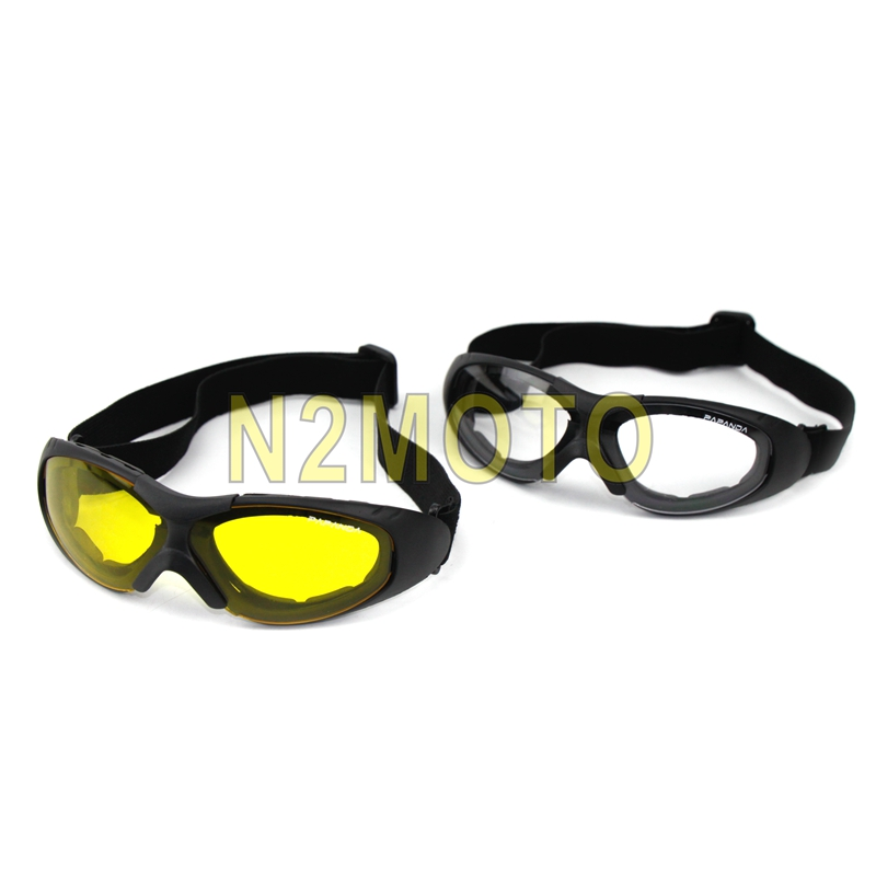 Outdoor Sports Motocross Motorcycle Goggles ATV Off Road Dirt Bike Windproof Glasses Cycling Men Eyewear Protection MX Goggles