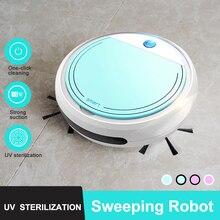 3 в 1 Многофункциональный Умный уборщик пола интеллигентая(ый) Автоматическая уборка робот бытовой Перезаряжаемые сухой мокрой подметальная вакуума