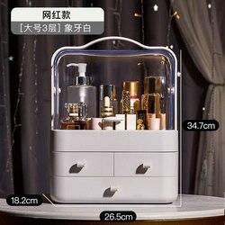 Kosmetyczny schowek domowy pulpit o dużej pojemności toaletka do pielęgnacji skóry LB821161