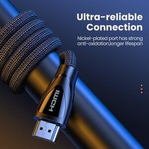 Image 5 - Ugreen HDMI כבל HDMI 2.1 כבל 8K @ 60Hz 4K @ 120Hz גבוהה במיוחד במהירות 48Gbps עבור Apple טלוויזיה PS4 8K טלוויזיה דיגיטלי כבלים HDR10 + HDMI 2.1