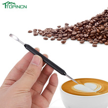 Needle Decorating-Tools Coffee-Stick Barista Steel Pull-Flower Fancy Stailless 1/2pcs