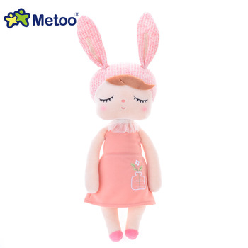 Мягкие плюшевые куклы Metoo 3 шт. 3