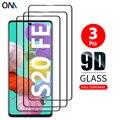 Защитная пленка для экрана для Samsung Galaxy S20 FE 5G 6,5 закаленное стекло полное покрытие Защитная пленка для Samsung Galaxy S20 Lite