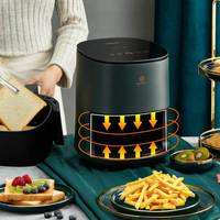 1400W Power G-5 2.5L Capacity Fat-free Smart Oil-free Air Fryer for Home for Home Office