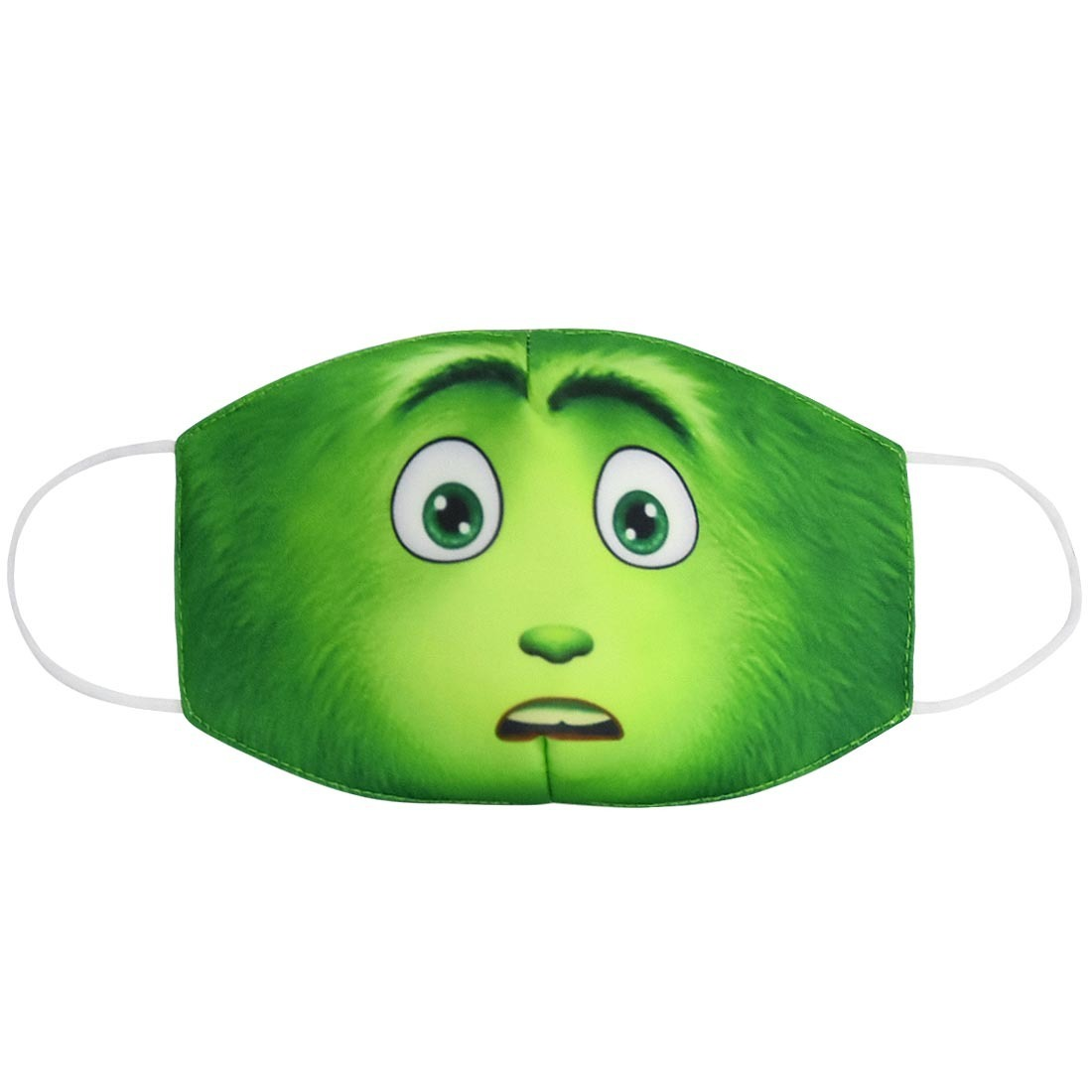 Unisex Cute Cartoon Cotton Face Mouth Printed Mask For Adult And Kids 3