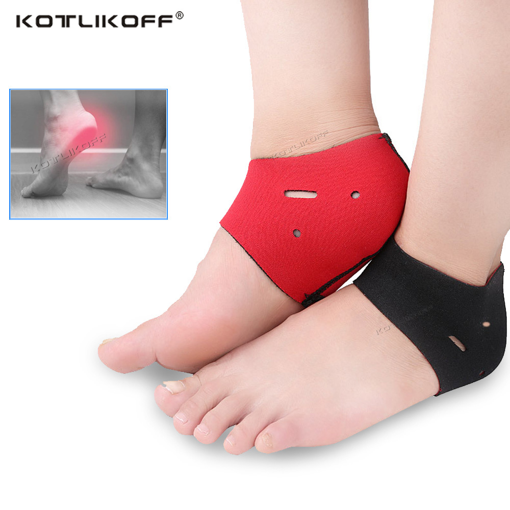 Men Women Plantar Fasciitis Socks For Achilles Tendonitis Calluses Spurs Cracked Pain Relief Heel Pads Foot Care Inserts Pad