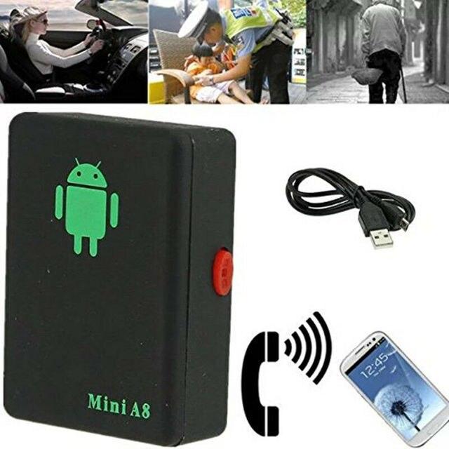 Mini Spy Bug Room Remote Voice Surveillance GSM Listening Box Device Sim Slot UK GPS Positioning Accuracy 10m 2