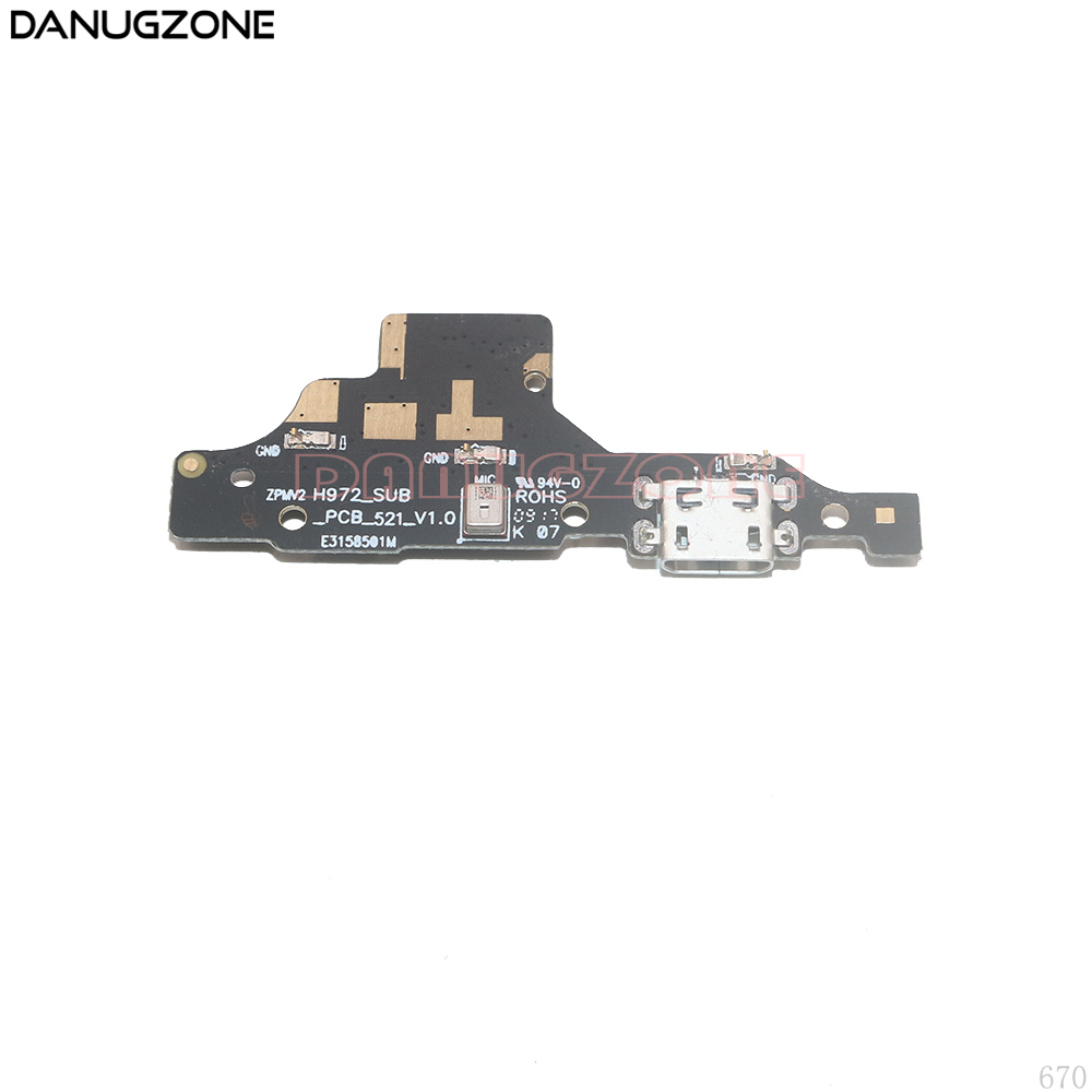 USB Charging Port Dock Plug Socket Jack Connector Charge Board Flex Cable For Infinix Zero 4 Plus X602