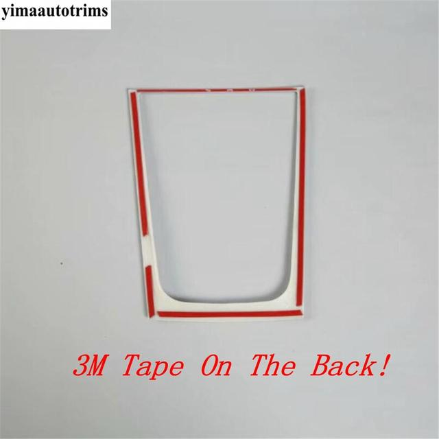 коробка передач панель рамка украшение накладка подходит для фотография