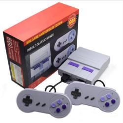 Ретро Геймпад Классический игровой Мини ТВ 8 бит семья ТВ Видео игровая консоль встроенный 660 игры Ручной игровой плеер подарок на день