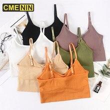 CMENIN-soutien-gorge dos nu Sexy pour femmes, brassière Push Up, Lingerie, B0158