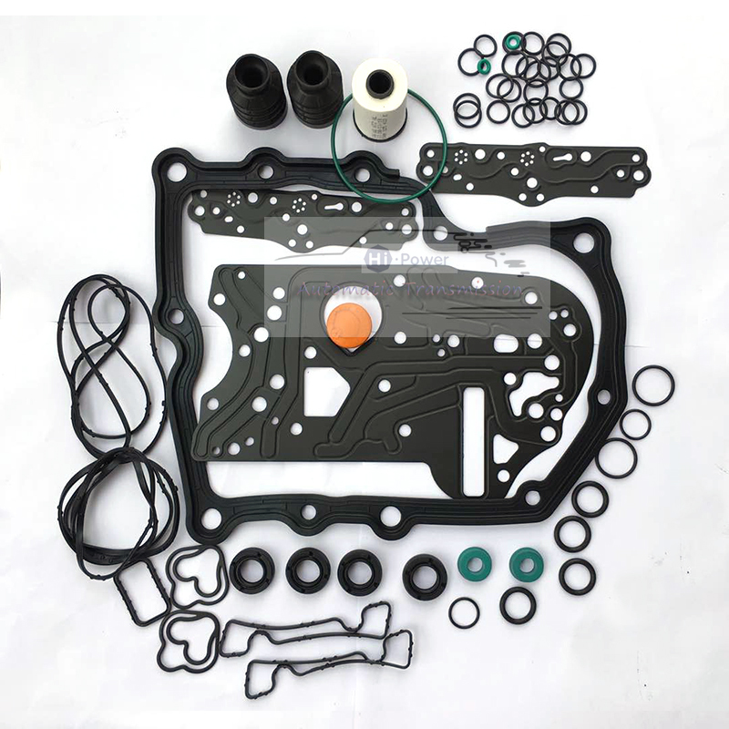 lowest price DQ200 0AM DSG 0AM325066AC Accumulate Housing Gearbox Overhaul Gasket Filter Rubber Ring Dirt-proof Cover Kit For Audi Skoda OAM
