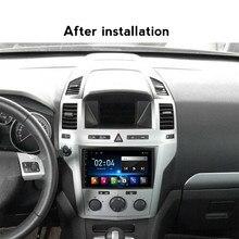 Autoradio multimédia sous Android 8.1, 1 go/16 go, 2 Din, pour voiture Opel, Vauxhall, Astra HG J, vivaro, Vectra C, AntaraZafira B, Corsa D, Meriva, Veda