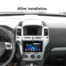 Autoradio Android 8.1, Navigation GPS, WIFI, 2 Din, sans DVD, pour voiture Opel Astra H G J Antara vectra c b Vivaro astra H corsa c d zafira b