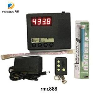Image 2 - Remocon RMC 888 6 Pin Klom Máquina Dual RF Duplicador de Controle Remoto Compatível
