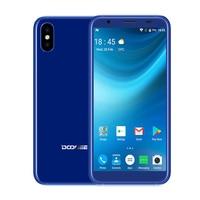 DOOGEE X55 Android 7.0 5.5'' 18:9 Mobile Phone MT6580 1GB RAM 16GB ROM 2800mAh Fringerprint Dual Cameras 8MP+5MP OTA Smar|Cellphones| |  -