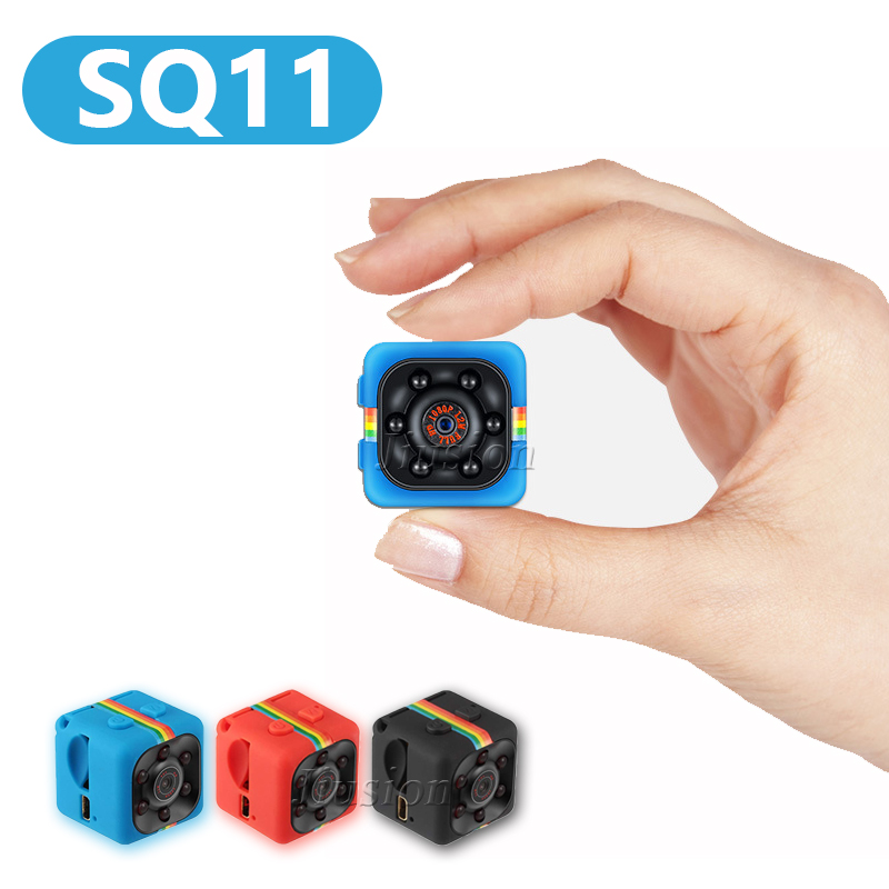 SQ11 Mini Camera HD 1080P Motion Sensor Night Vision Camcorder Micro DVR Camara Sport DV Video Recorder Small Kamera Cam SQ 11|Mini Camcorders|   - AliExpress