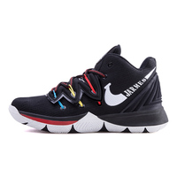 Newest Kyrie 5 Big Size Colorful Men Athletic Sport Basketball Shoes Unisex Training Off White Shoes Retro Women Yellow Sneakers