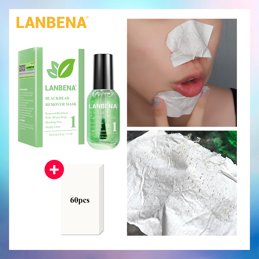 Anti Acne Facial Peeling Masks Cleansing Skin Care Beauty