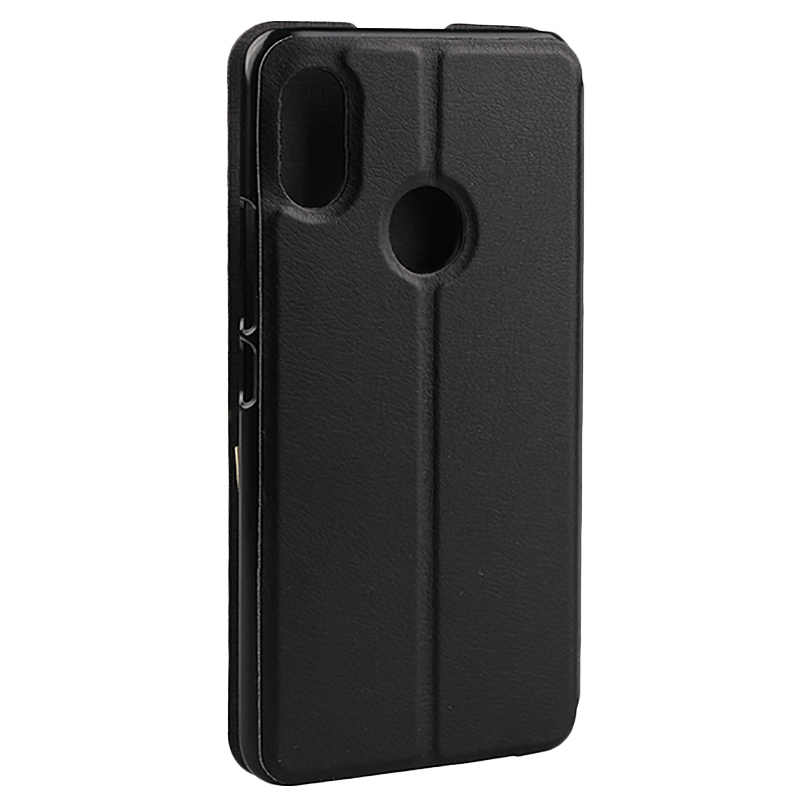 Ocube for UMIDIGI F1/F1 Play Mobile Phone Case 6.3 Inch Bracket Protector Shatter-Resistant Shell Flip Cover
