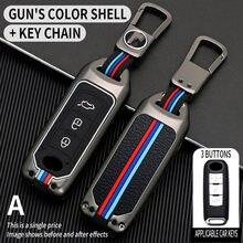 Car Key Case Key Chain key cover Style Key For GAC trumpchi GS GA3 GA3S GA5 GA6 GS4 GS8 car styling Accessories Car-Styling