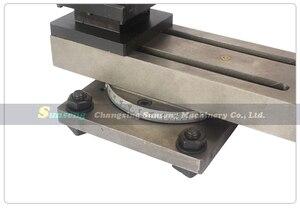 Image 3 - SIEG Lathe Tool holder/C4/SC4/M4/SM4 Machine tool slide/Slide rest/Compound Rest Assembly