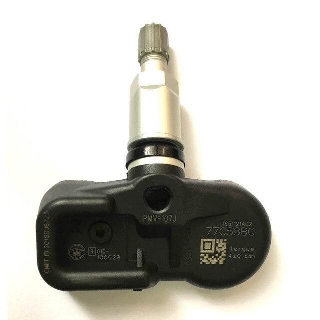 Fjクルーザーハイランダー レクサスサイオンのためにyota 4ランナーカムリカローラタイヤ空気圧監視センサー4260733011 PMV 107J