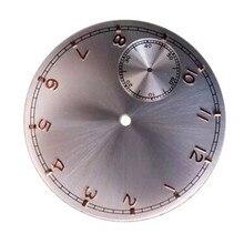 לeta 6497 MAR G 3600 תנועה 37mm שעון חיוג לeta 6497 MAR G 3600 תנועת שעון חיוג אבזרים