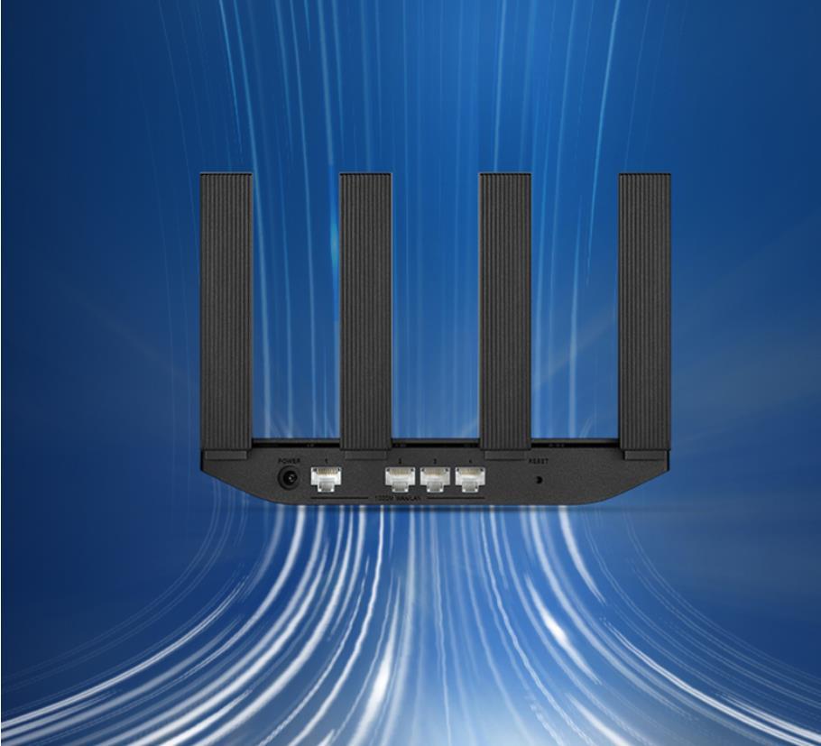 Huawei WS6500 Gigabit Dual-Core Router 8