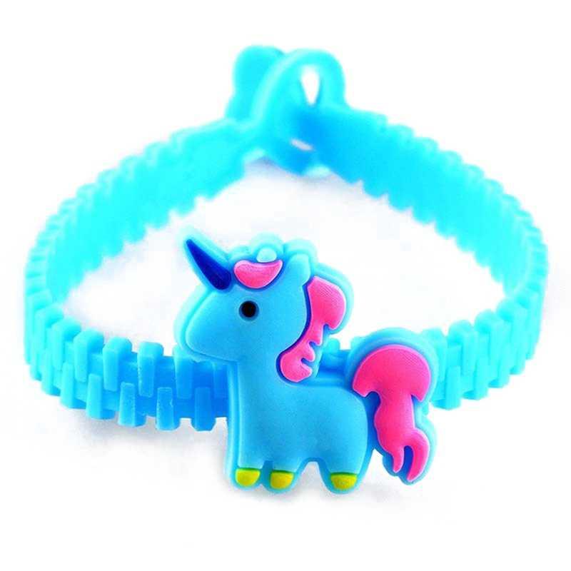 1 cái Thời Trang Trẻ Em Đáng Yêu Kỳ Lân Vòng Tay Vòng Đeo Tay Trẻ Em Phối Phong Cách Động Vật Ngựa Vòng Tay Quyến Rũ Trẻ Em Sinh Nhật Tặng