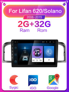 Video-Player Multimedia Car-Navigation 9inch Android 2DIN 620/solano Support Mirror Link