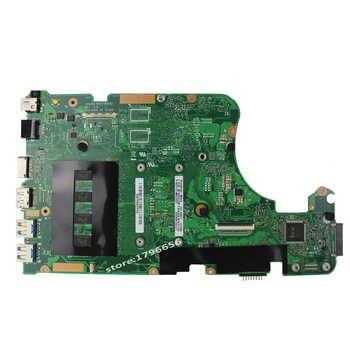 X550YA マザーボード Asus X550YA A6-7310U X555DG X555DA ノートパソコンのマザーボード X550YA メインボード X550YA マザーボードテスト ok 100%