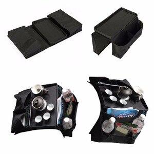 Высокое качество, 6 карманов, сумка для хранения дивана, органайзер для рук, держатель для пульта дистанционного управления, сумка для лотка,...