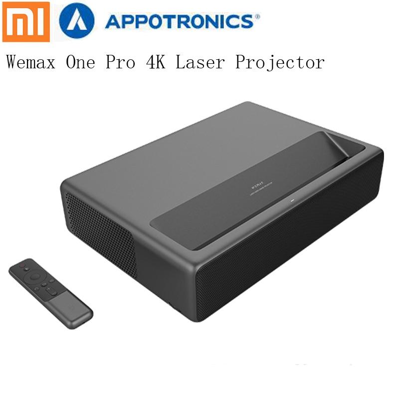 Appotronics WEMAX ONE Pro 4K лазерный проектор домашний кинотеатр тв проектор с коротким фокусом 150 дюймов 7000 люмен Wifi 3D проектор|Домашний кинотеатр|   | АлиЭкспресс