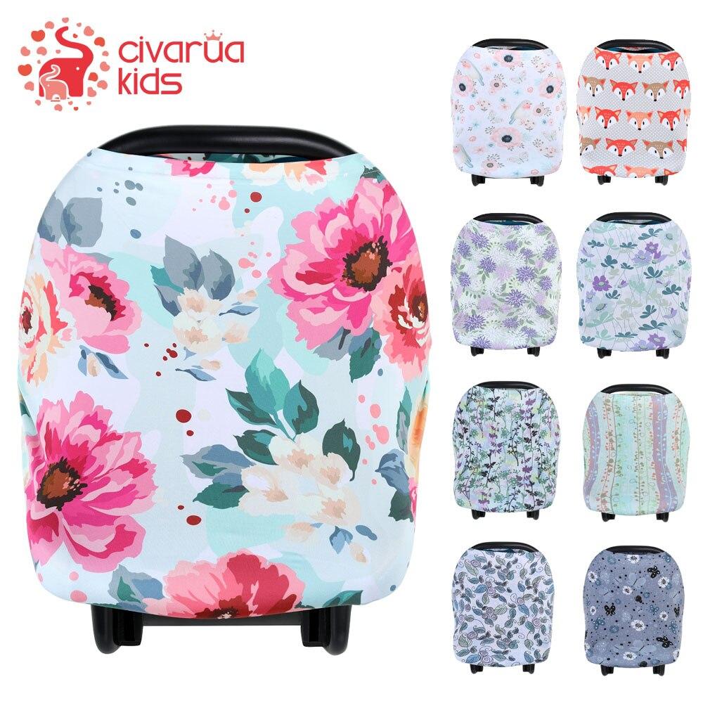 Best Promo 712a Nursing Cover Breastfeeding Scarf Car Seat