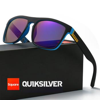 Nowe mody klasyczne kwadratowe okulary mężczyźni kobiety Sport odkryty plaża wędkowanie gogle podróżne kolorowe okulary przeciwsłoneczne UV400 gogle Gafa tanie i dobre opinie HitTime CN (pochodzenie) Z tworzywa sztucznego SQUARE Dla osób dorosłych NONE Przeciwodblaskowe 431181