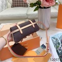 2020 waist bag Multi purpose Crossbody Bags For Women handbags Women's Bags Luxury brand High quality Color change Leather