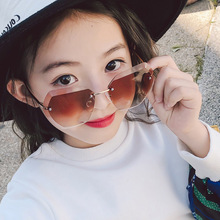 ET444 Vintage Kids fashion children Sunglasses Boys Girls baby luxury brand Sun Glasses lentes de sol hombre/mujer UV400 Eyewear