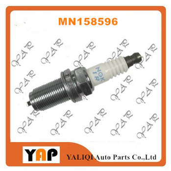 NEW 4pcs Iraurita Spark Plugs FOR MITSUBISHI Lancer Outlander 4G69 2.4L L4 16V MN158596 LZFR6AI NGK3656 2003-2008