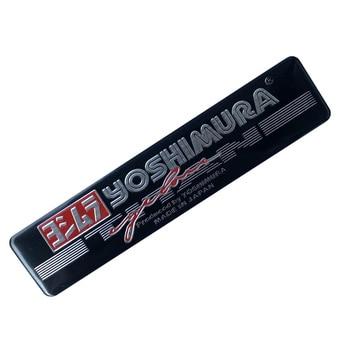 FASP... pegatina tubo de escape de aluminio para motocicleta... pegatina fresca con...