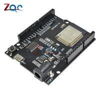 ESP32 ESP 32 WiFi Bluetooth 4MB Flash Für Wemos D1 R32 Entwicklung Board Modul Für Arduino UNO R3 Ein-in Instrumententeile & Zubehör aus Werkzeug bei