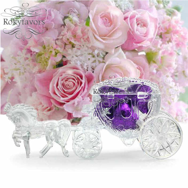 Cinderella Fairytale Kit in Bag Perfect Fairytale Themed Weddings Favors Favours Baby Shower Carriage Cinderella Shoe Slipper Charm Gift