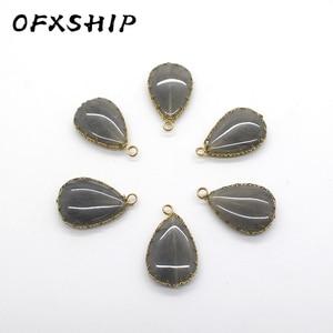 34*20MM fashion natural stone