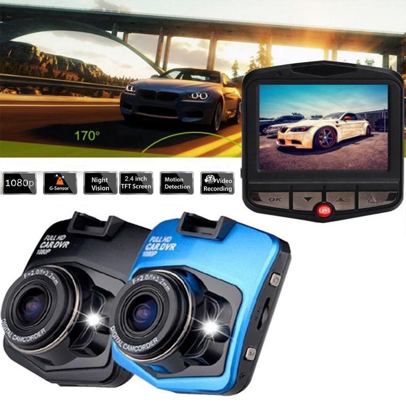 New Original Podofo A1 Mini Car DVR Camera Dashcam Full HD 1080P Video Registrator Recorder G-sensor Night Vision Dash Cam
