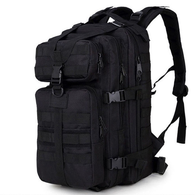 Outdoor Military Rucksacks Nylon Waterproof Tactical Backpack 4