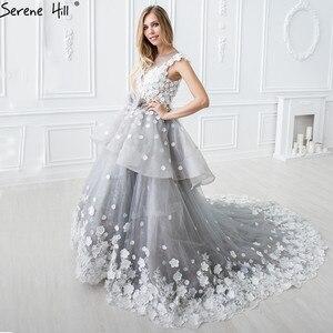 Image 4 - Roze Bloem Baljurk Trouwjurk Bruidsjurk Robe De Mariage Mariee Princesa Trouwjurken 2020 Real Photo HA2043
