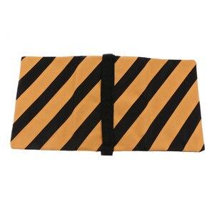 Image 4 - 5kg Capacity Boom Arm Tripod Sand Bags Durable Canvas Heavy Duty Sandbags Orange & Black for Photography