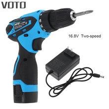 Беспроводная электрическая отвертка voto ac 100  240v 168 v