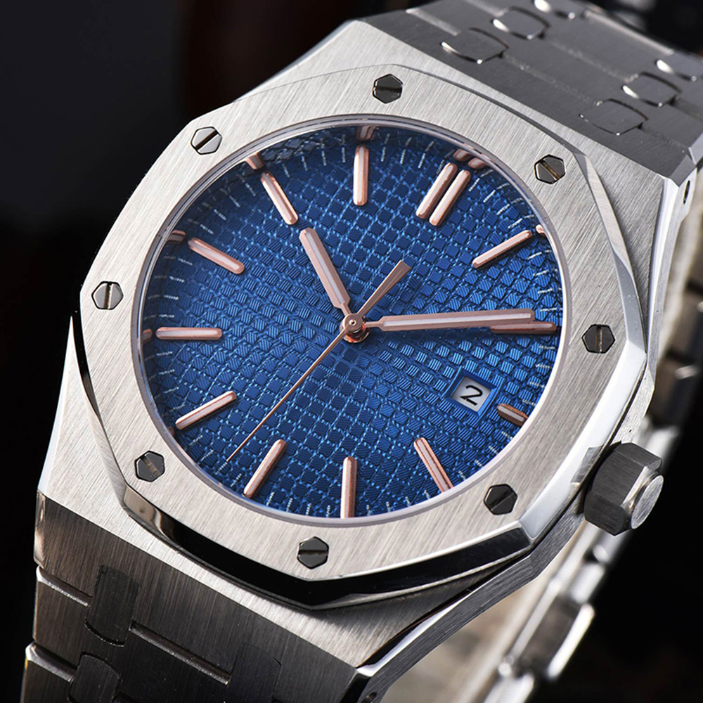 Men Watch 41mm Top Luxury Brand Fashion Sport Automatic Mechanical Watch Men Sapphire Crystal Waterproof Watches OUMASHI  - buy with discount